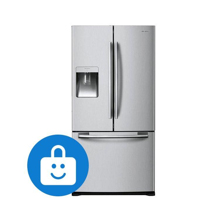 Samsung 520 Ltr Refrigerators Double Door Bottom